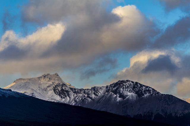 Ushuaia Montañas Nieve