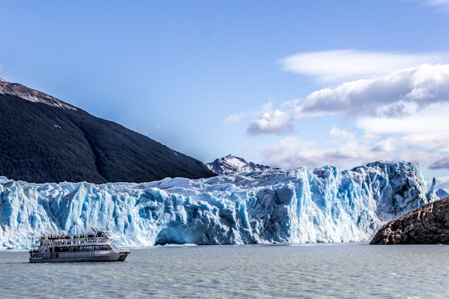 Argentina El Calafate Glaciar Perito Moreno Lago Rico