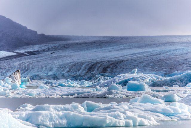 Argentina El Calafate Glaciar Upsala