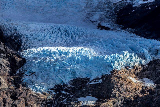 Chile Glaciar Balmaceda Detalle