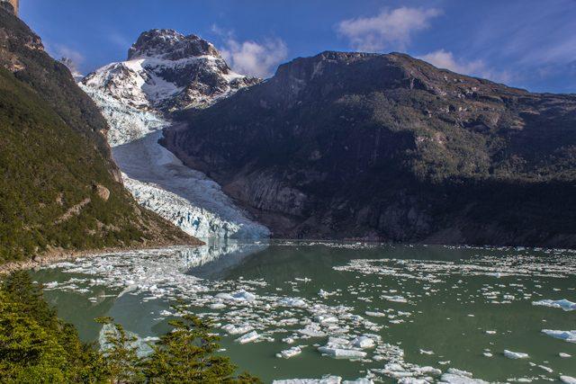 Chile Glaciar Serrano