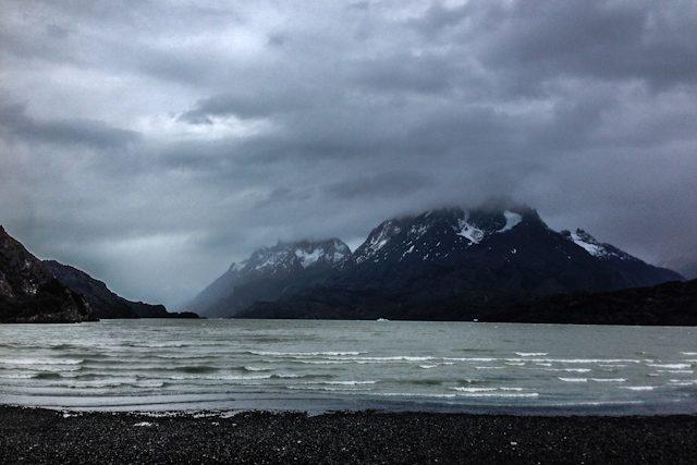 Chile Puerto Natales Torres Paine Glaciar Grey
