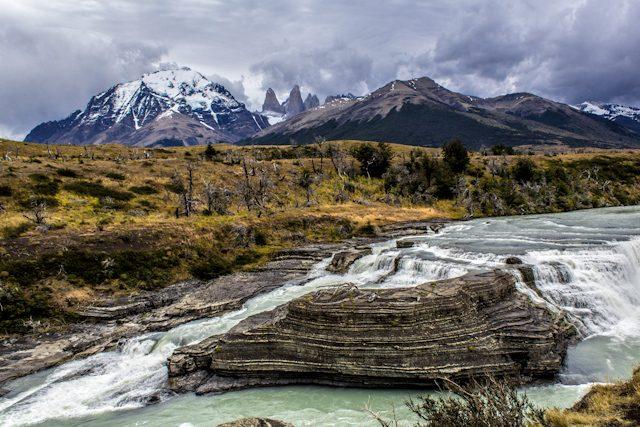 Chile Puerto Natales Torres Paine Rio
