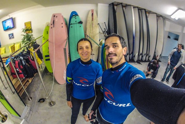 Gijon Tablas Surf School
