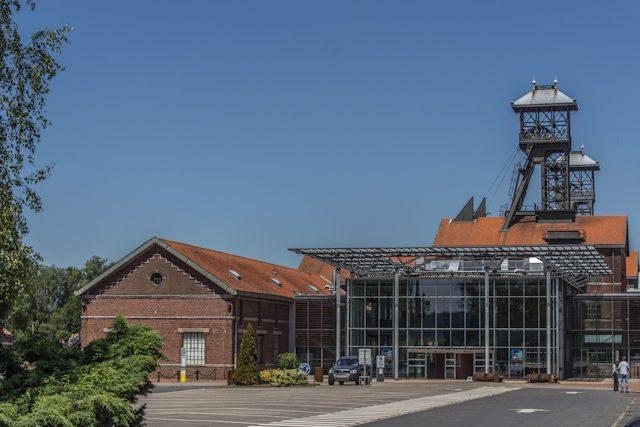 Norte de Francia Museo Mineria Lewarde