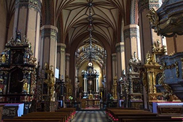 Polonia Frombork Catedral