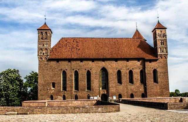 Polonia Lidzbark Warminski Castillo Obispos Warmia