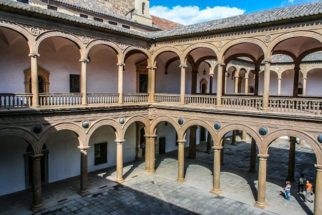 Toledo Claustro Hospital Tavera