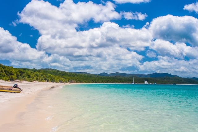 Australia Whitsunday Playa
