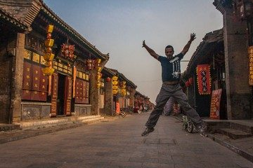 China Pingyao Salto