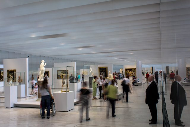 Francia Lens Museo Louvre Sala Tiempo