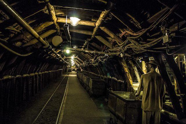 Francia Lewarde Centro Historia Minera Galeria