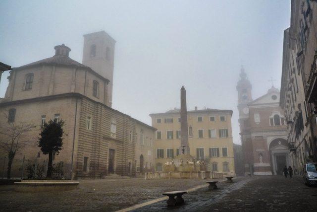 Italia Jesi Piazza Federico II