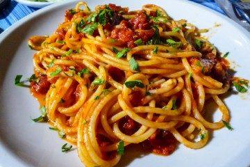 Italia Pasta Tomate