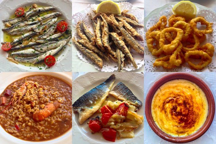 Barcelona Arenys Mar Restaurante Posit Mosaico