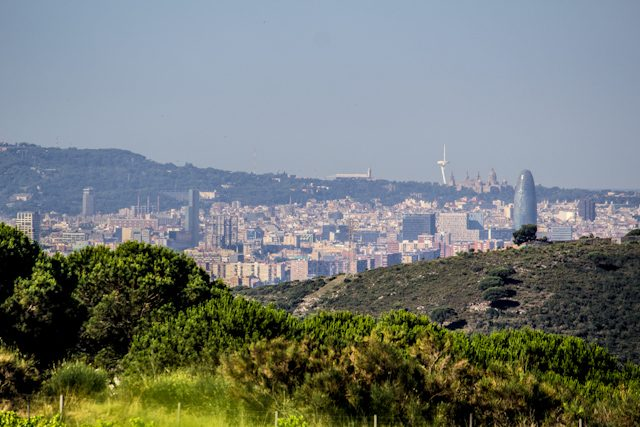 Barcelona Desde Maresme