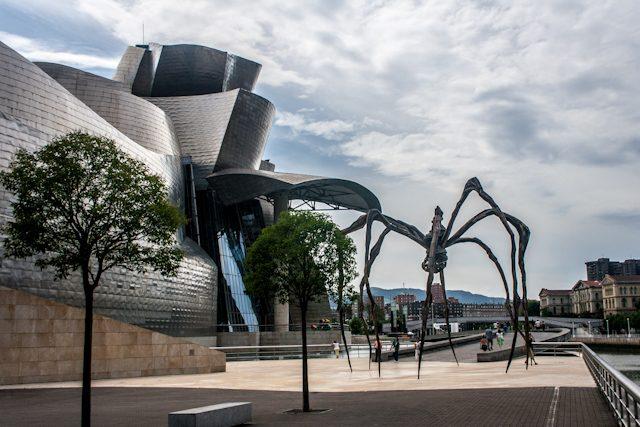 Bilbao Guggenheim Mama Louise Bourgeois
