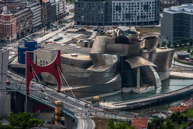 Bilbao Guggenheim Ria