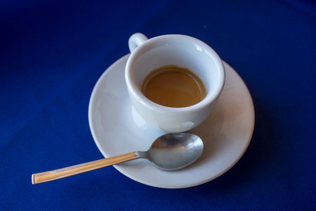 Italia Cafe Espresso