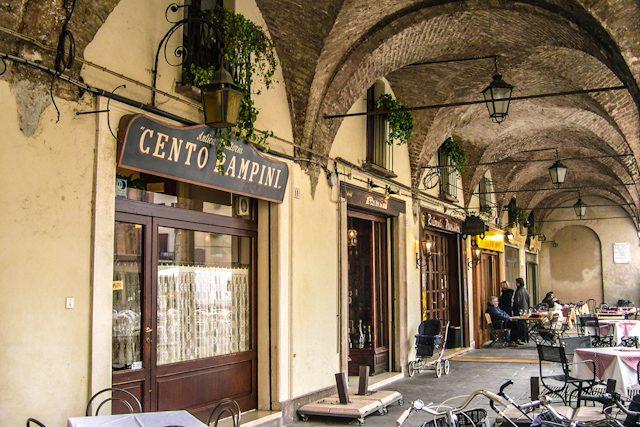 Italia Mantova Ristorante Soportales