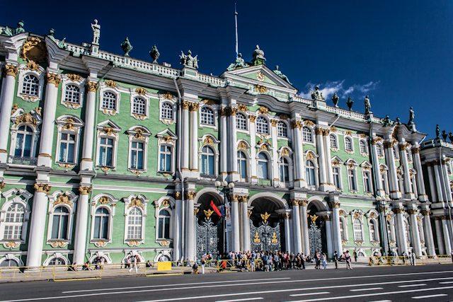 Rusia San Petersburgo Hermitage