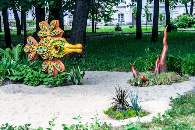 Rusia Yaroslavl Arte Moderno