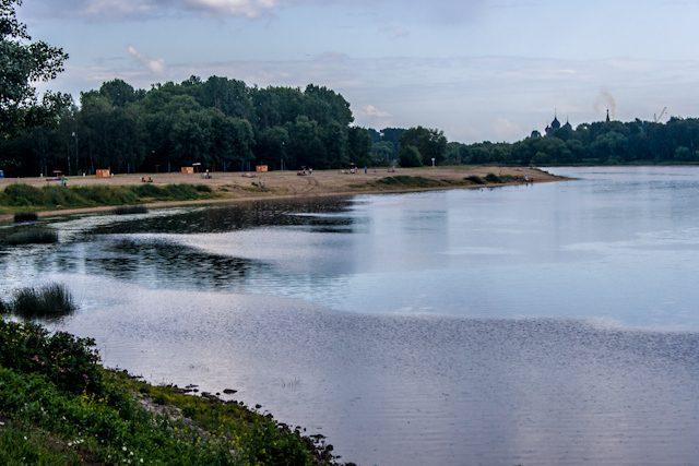 Rusia Yaroslavl Rio Kotorosl