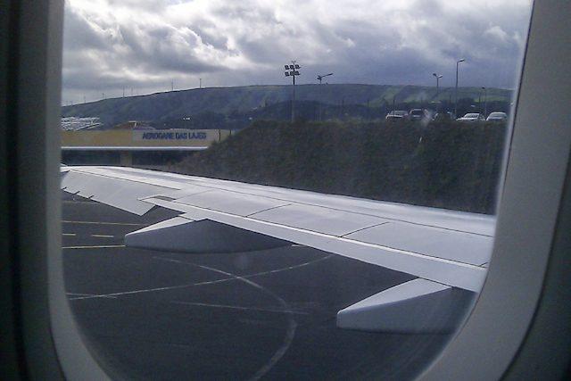 Azores Despegue Aterrizaje
