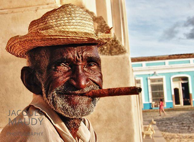 Secundo en Trinidad, Cuba, Jacques Maudy