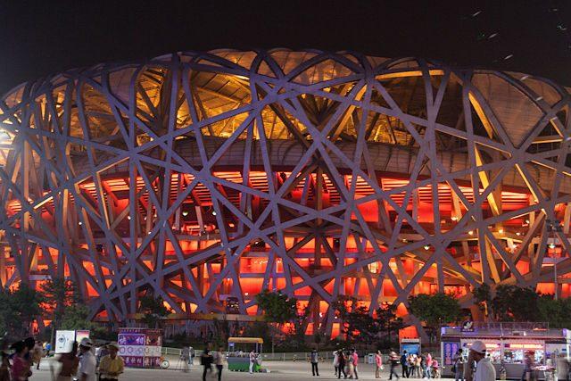 Arquitectura Contemporanea Pekin Herzog de Meuron Nido Pajaro