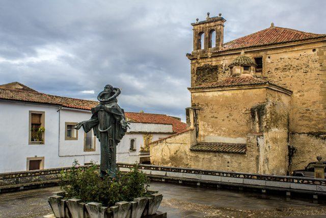 Caceres Alcantara San Pedro