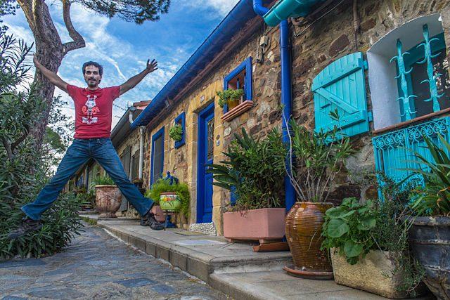 Colliure More Casas Colores Salto