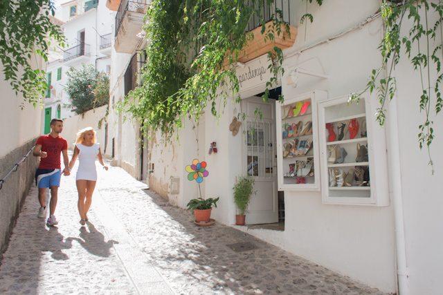 Ibiza Dalt Vila Compras