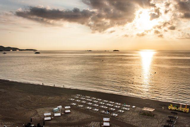 Ibiza Playa d'en Bossa Amanecer