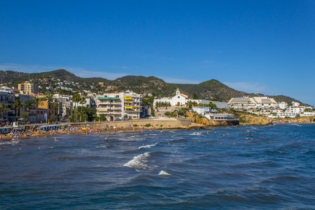 Sitges Centro Playa