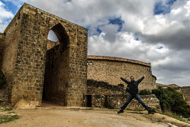 Alcarria Guadalajara Brihuega Arco Cozagon Salto