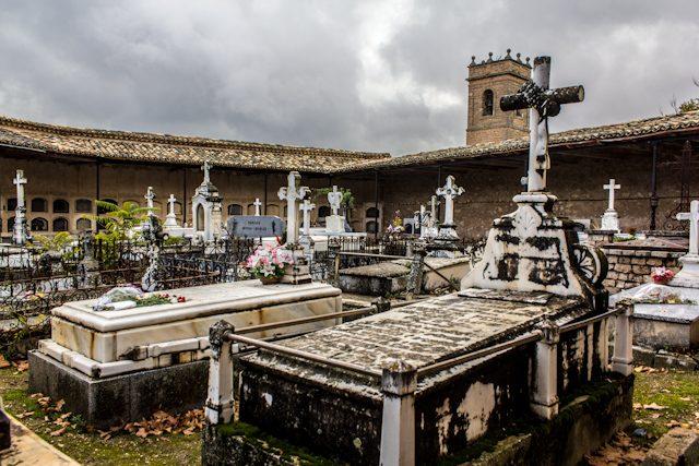 Alcarria Guadalajara Brihuega Castillo peña Bermeja Cementerio