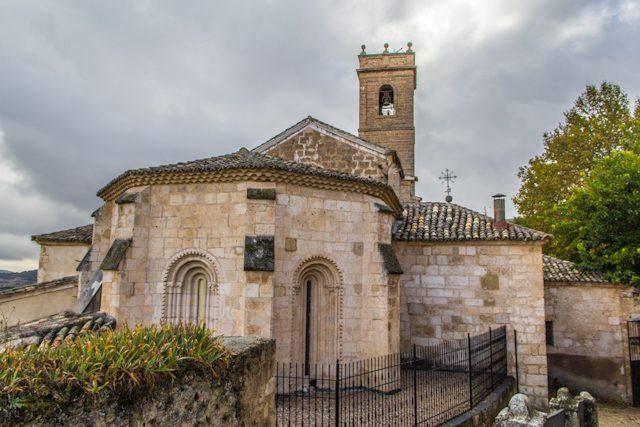 Alcarria Brihuega Iglesia San Miguel