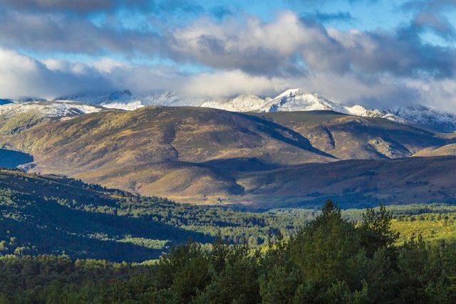 Sierra Gredos Norte Panorama