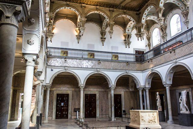 Tunez Museo Bardo Salas