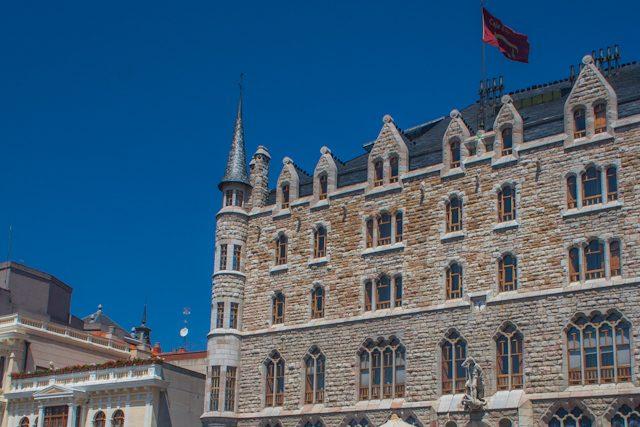 Leon Casa Botines Gaudi