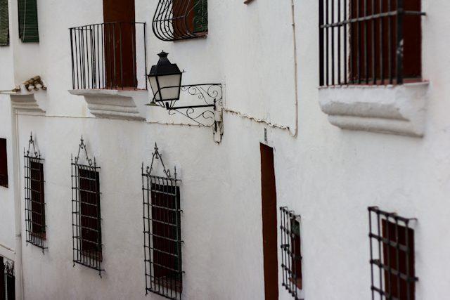 Manchuela Albaceteña Alcala del Jucar Casas Blancas