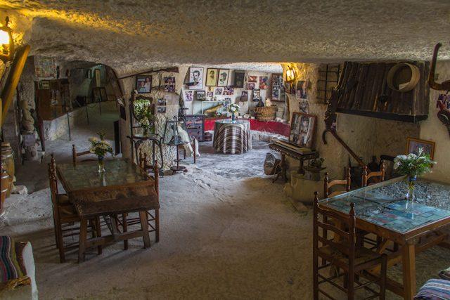 Manchuela Albaceteña Alcala del Jucar Cueva Diablo
