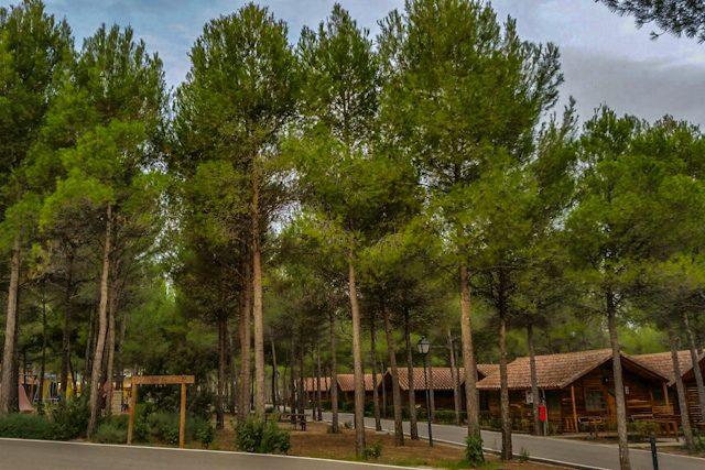 Manchuela Albacetena Cabanas Valle Cabriel Pueblo