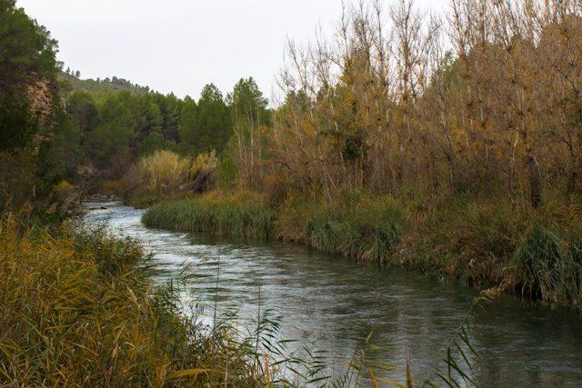 Manchuela Albacetena Rio Cabriel