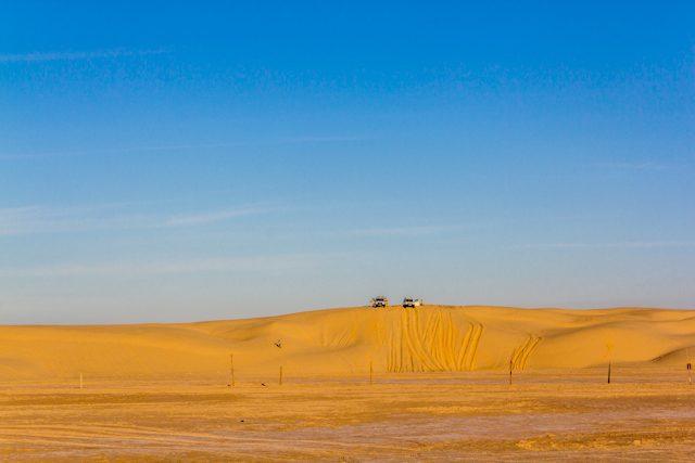 Tunez Desierto 4x4