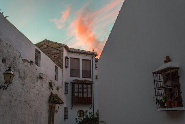 Malaga Antequera Calles Alcazaba