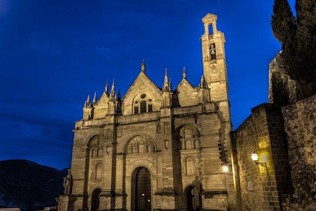 Malaga Antequera Real Colegiata Santa Maria Mayor