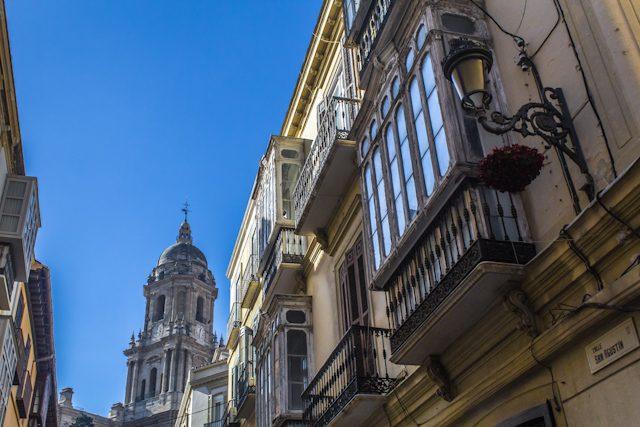 Que ver en Malaga Calles