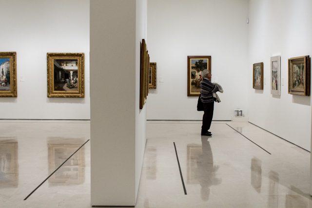 Qu visitar en Malaga Museo Carmen Thyssen